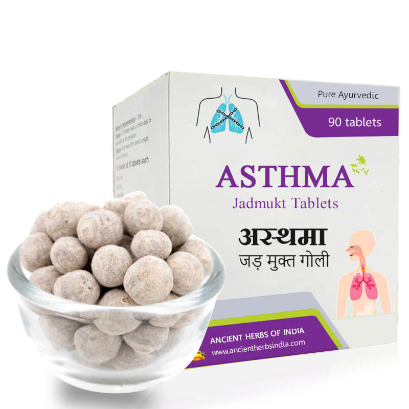 "Authentic Ayurveda Treatments | ""Asthma Goli Kit"" 100% Natural?"