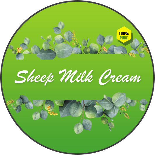 Sheep Milk Cream