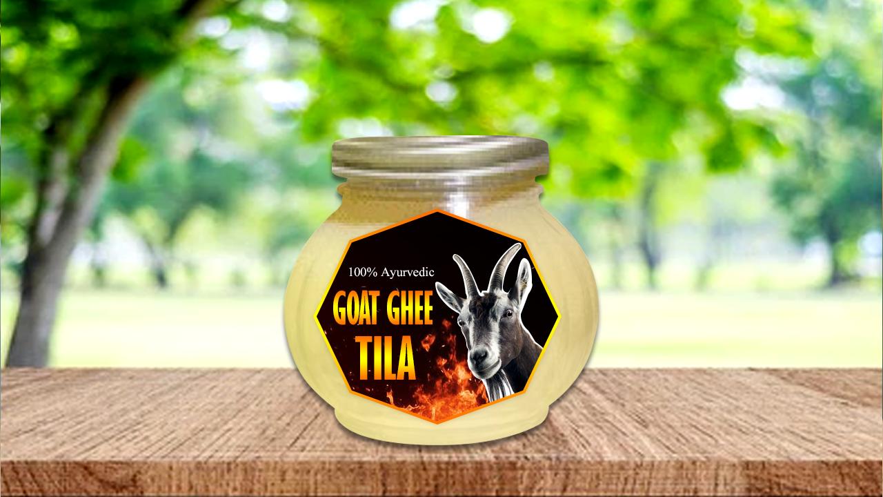 goat ghee Tila